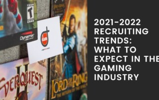 video game recruiters